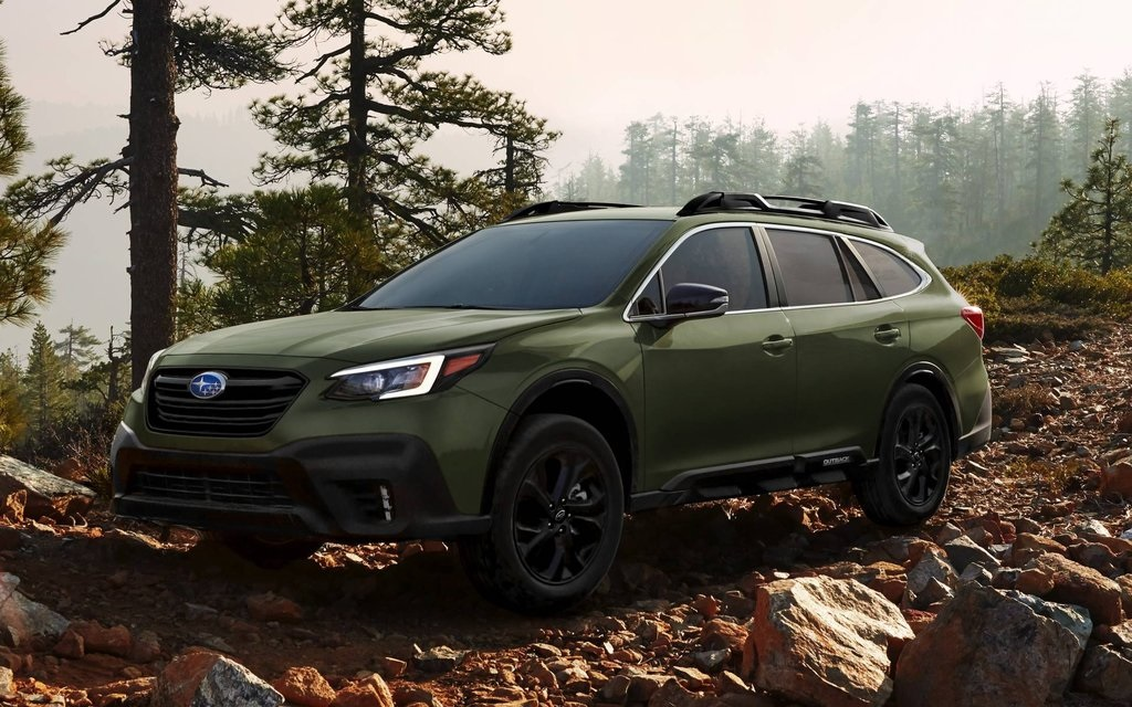 2021 Subaru Outback Preview, Colors, Release date, Changes ...