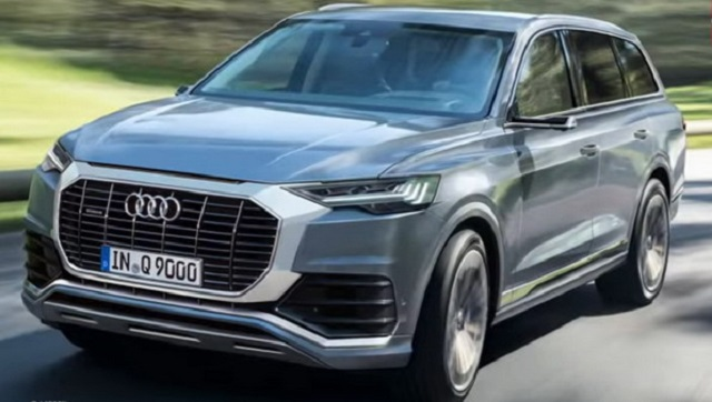2021 audi q9 could finally come next year - 2022 suvs and